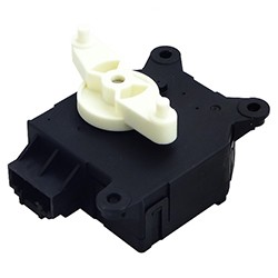 Heater Box Flap Control