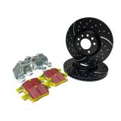 Performance Front Brake Discs & Pads Upgrade Kit 308MM Level 2