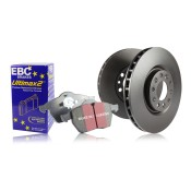 EBC Ultimax Front Brake Kit