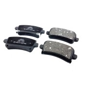 Rear Brake Pads Genuine
