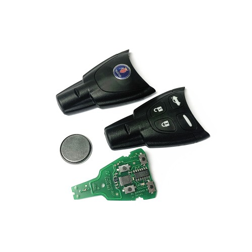Genuine Saab Key & Transmitter
