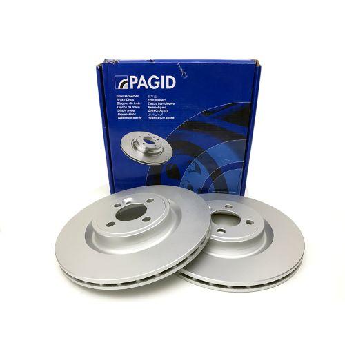 Pagid Brake Discs