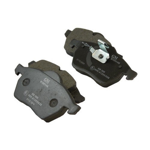Genuine GM Brake Pads
