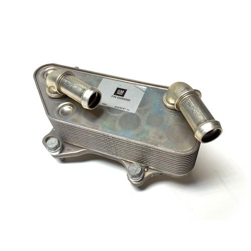 Genuine Saab Oil Cooler & Pipes