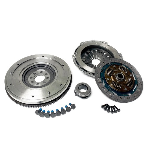 TVT Clutch & Flywheel Kit